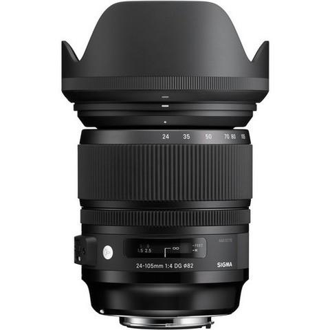 Объектив Sigma AF 24-105mm f4 DG OS HSM ART для Canon