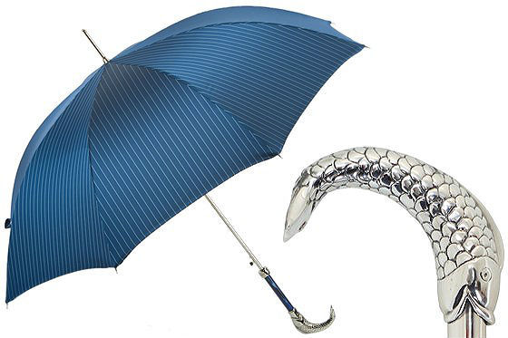 Зонт-трость Pasotti Fish Umbrella, Италия