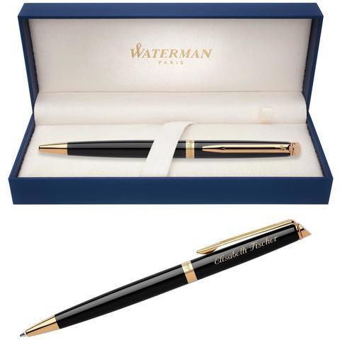 Шариковая ручка Waterman Hemisphere Mars цвет: Black GT123