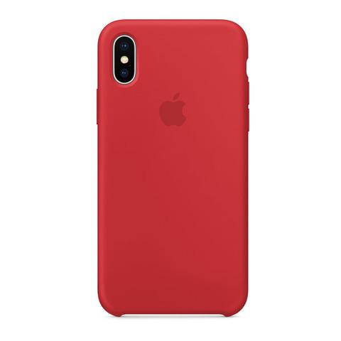 Чехол для iPhone X / XS - Силиконовый (Silicone Case)