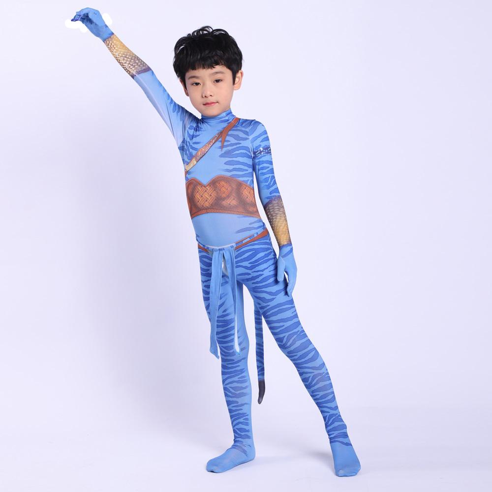 Аватар детский костюм
