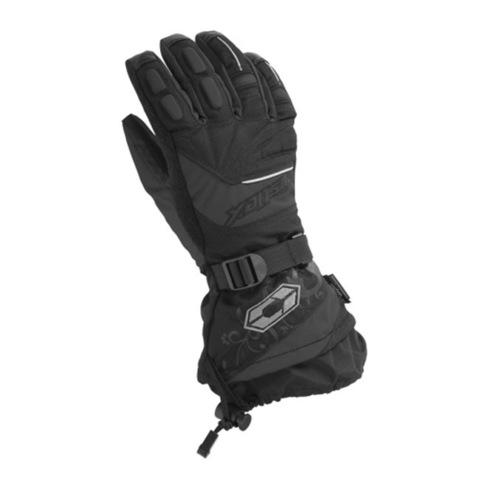 Снегоходные перчатки Castle X Rizer-G7 SC19 Lady Black