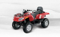 Квадроцикл Arctic Cat TRV 500 CORE фото