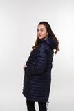 Куртка для беременных 08037 синий