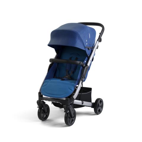 Прогулочная коляска X-Go Night Blue (сумка и дождевик)