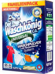 Стиральный порошок Waschkönig Universal 4,875кг
