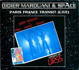 Didier Marouani & Space / Paris-France-Transit (Live) (Special Limited Edition)(RU)(CD)