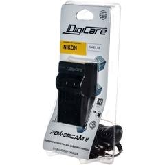 Зарядное устройство Digicare Powercam II для Nikon EN-EL 19