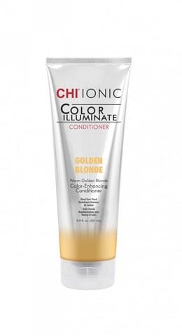 Тональный кондиционер Золотистый блонд CHI Ionic Color Illuminate Conditioner