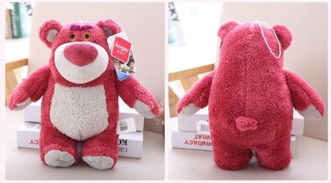 История Игрушек 3 мягкая игрушка медведь Лотсо