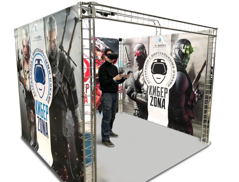 Решения VR для ТЦ