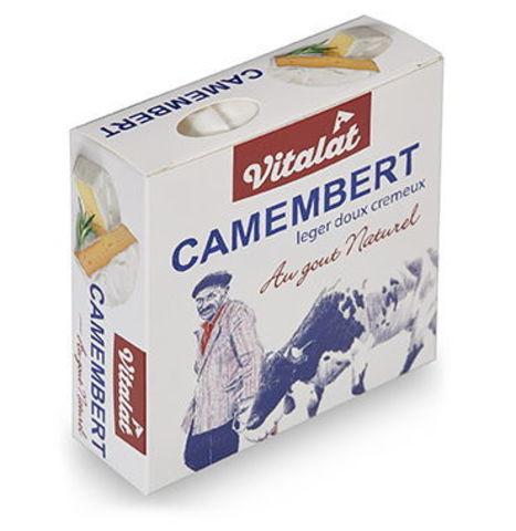 "Сыр ""Vitalat"" Камамбер 45%, 125 г"