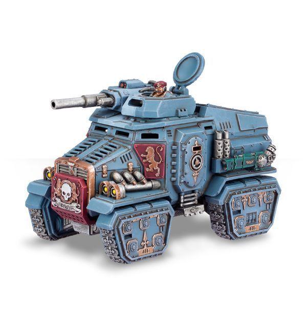 Start Collecting! Militarum Tempestus. Таурокс