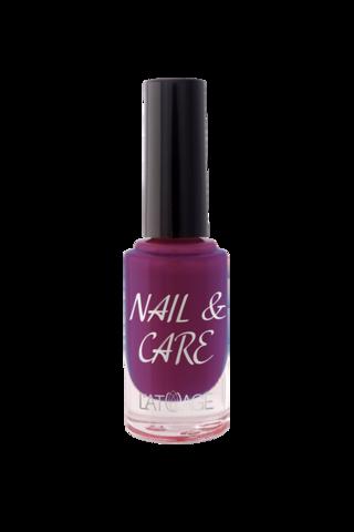 L'atuage Nail & Care Лак для ногтей тон 612 9г