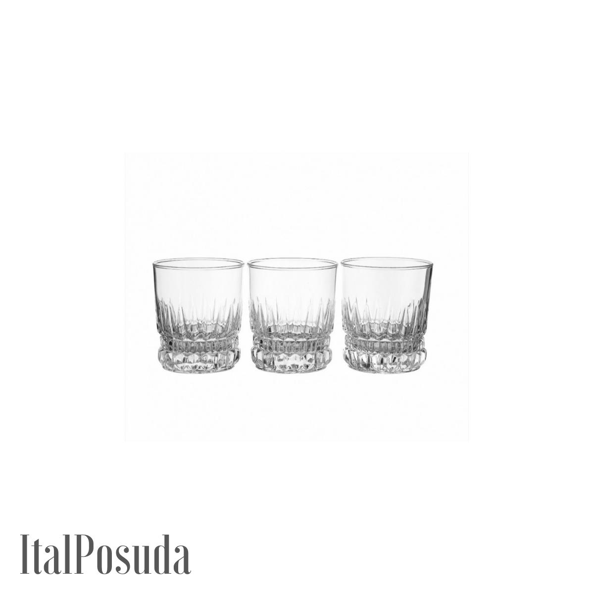 Набор стаканов Luminarc Imperator (Император ), 3 шт P1270