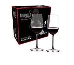 Набор из 2-х бокалов для вина Riedel Riesling Grand Cru, Sommeliers Value Pack, 380 мл, фото 2