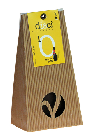 Греческий кофе в зернах для Эспрессо легкой обжарки Nectar 250 гр
