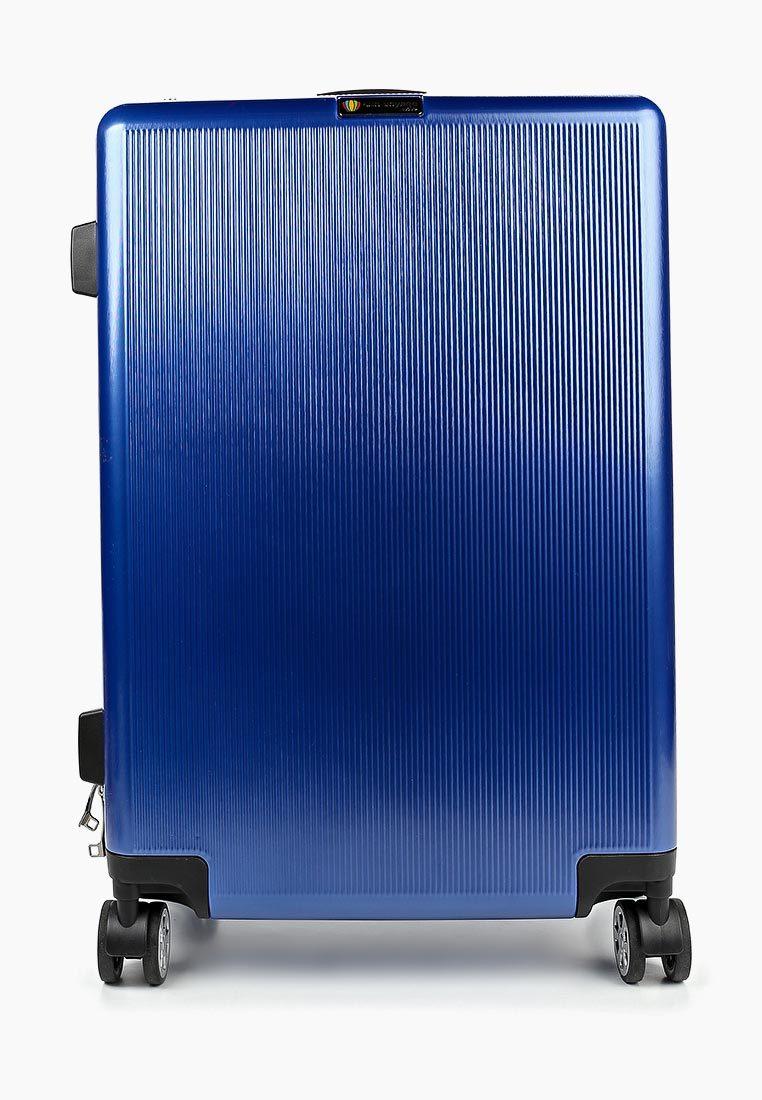 Чемодан SunVoyage Elit SV037-AC114 Олимпийский синий (M+)