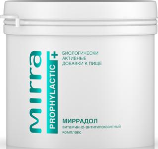 МИРРАДОЛ витаминно-антигипоксантный комплекс