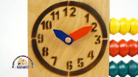 Часы - Счёты