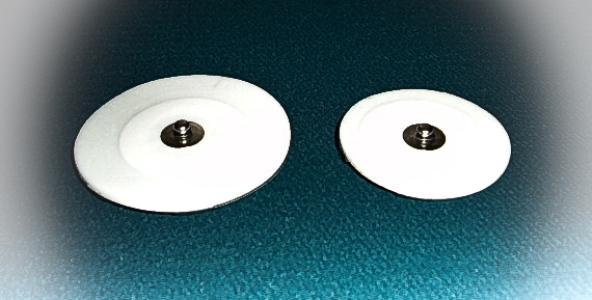 Электрод  ЭКГ 50мм, одноразовый, F9070/RU50, Fiab