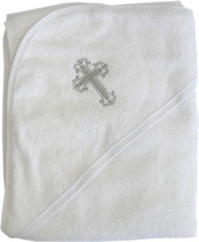 Папитто. Полотенце для крещения с вышивкой