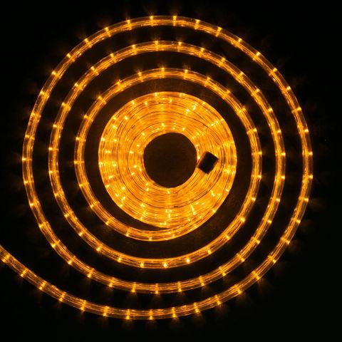 шланг желтый 10 метров дюралайт готовый набор комплект