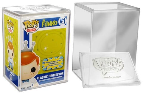 Funko Pop Protector case || Защитный бокс