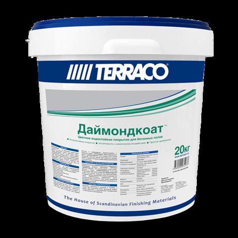 Terraco Diamondcoat/Террако Даймондкоат цветное акриловое покрытие для пола