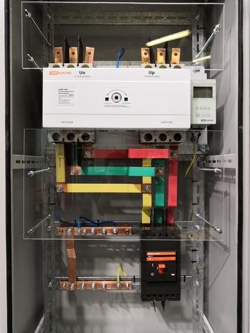 Шкаф АВР 400 А (ШАВР-400)