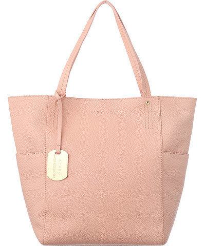 Сумка Azaro розовый/бизон 3565