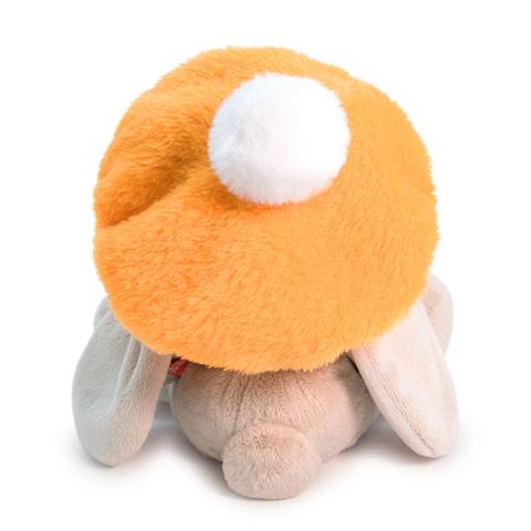 Зайка Ми в оранжевом берете