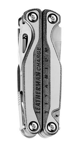 Мультитул Leatherman Charge TTi нейлоновый чехол (подарочная упаковка)