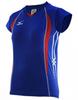 Футболка волейбольная Mizuno Premium Womens Cap Sleeve женская