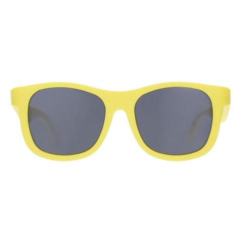 Очки Babiators Original Navigator Жёлтый мак