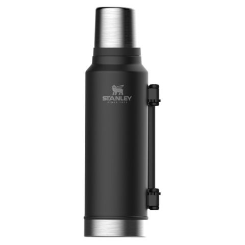 Термос Stanley The Legendary Classic Bottle (10-08265-002) 1.4л черный