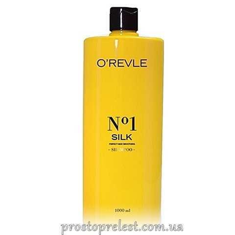 O'Revle Silk № 1 Shampoo - Шампунь для сухих и тусклых волос с экстрактом шелка