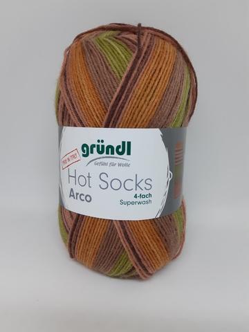 Купить пряжу для носков Gruendl Arco