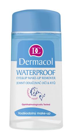 Dermacol Waterproof Eye Make-Up Remover Двухфазное средство для снятия водостойкого макияжа, 120мл