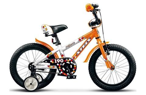 Stels Pilot 190 16 (2015)оранжевый