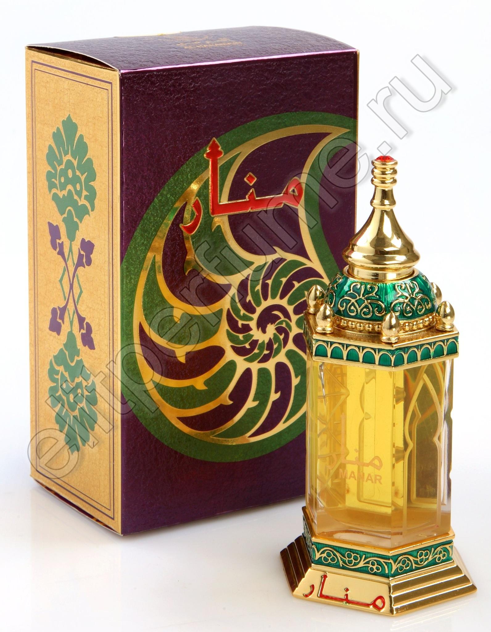 Пробники для духов Манар Manar 1 мл арабские масляные духи от Аль Харамайн Al Haramin Perfumes
