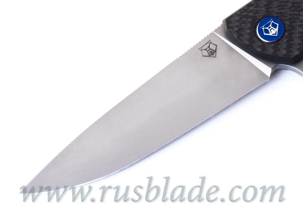 Shirogorov Hati S30V CF knife