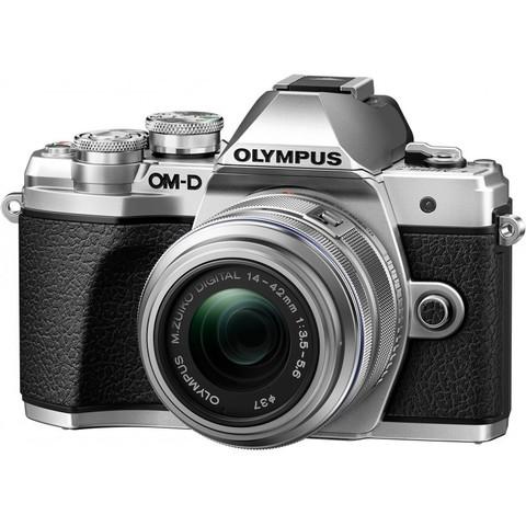 Olympus OM-D E-M10 Mark III Kit 1442 R II Silver
