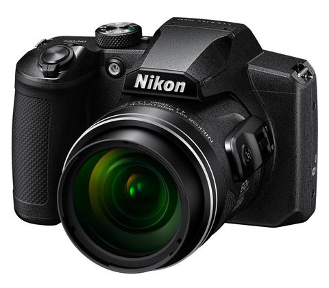 Компактный фотоаппарат NIKON Coolpix B600