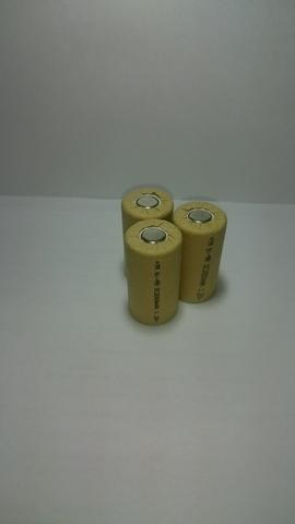 Аккумулятор SC Ni-Mh 3000mAh 1,2V 3,6Wh