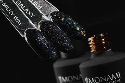 Monami Super Shine top MILKY WAY, 15 мл