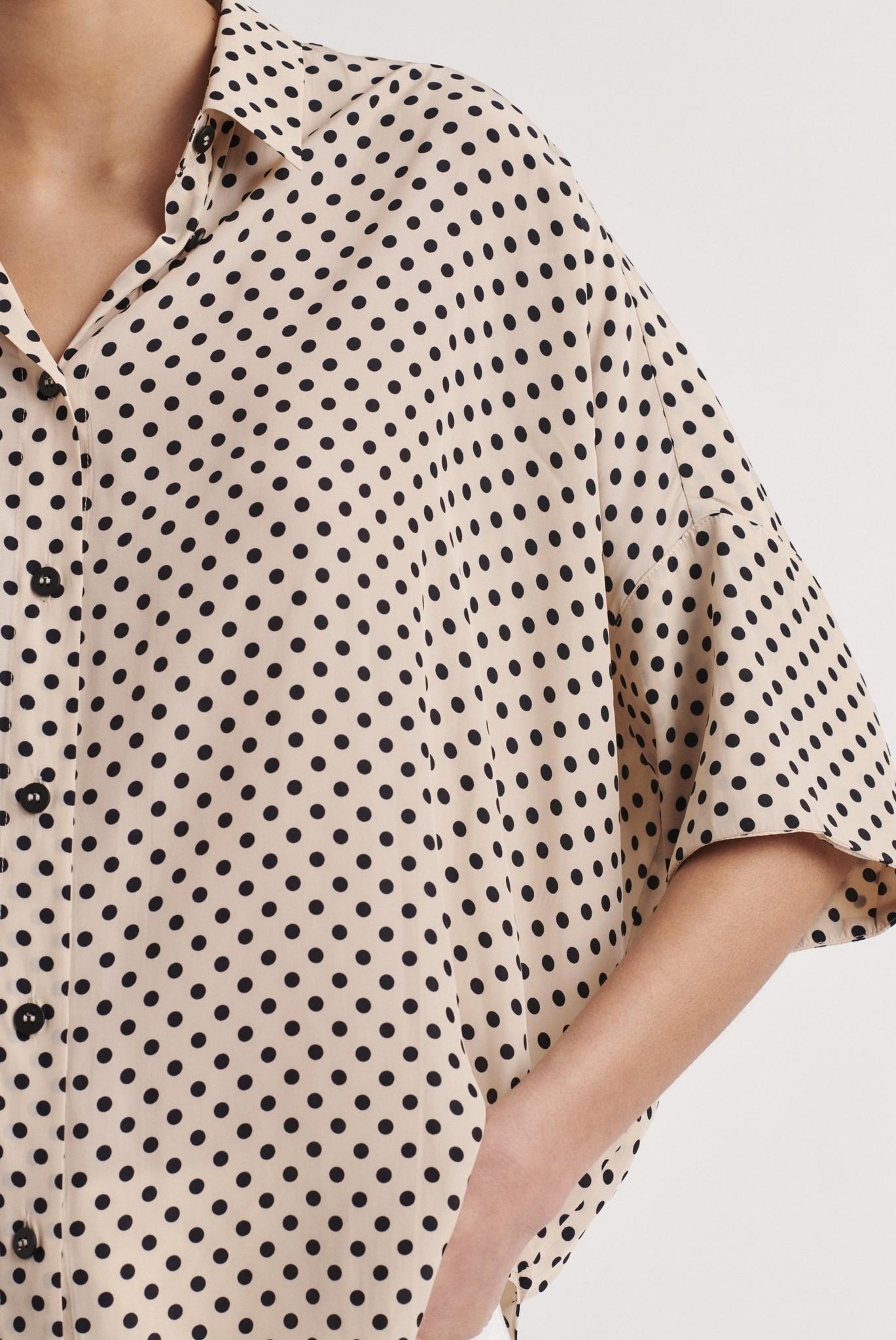 NINNA - Рубашка с коротким рукавом