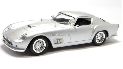 Ferrari 250 GT Berlintta Tour De France 1975 gray 1:43 Eaglemoss Ferrari Collection #35