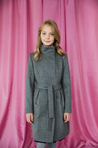 Пальто mamma Mila! (арт.D4 (gray)