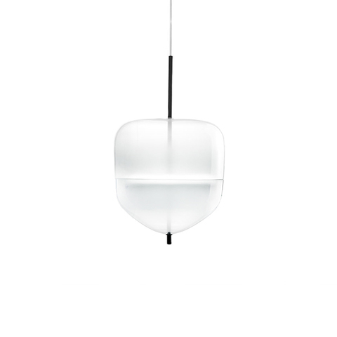 Подвесной светильник копия Flow[T] S4 by Nao Tamura (Wonderglass) (белый)
